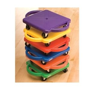 I remember these from gym class!! Maybe I should get the boys some...