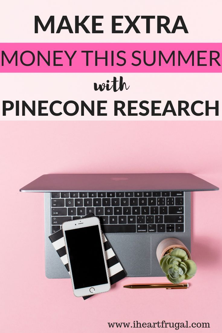 Pinecone Research Review: How to Make Money Using Pinecone Research – Side Hustles to Make Money