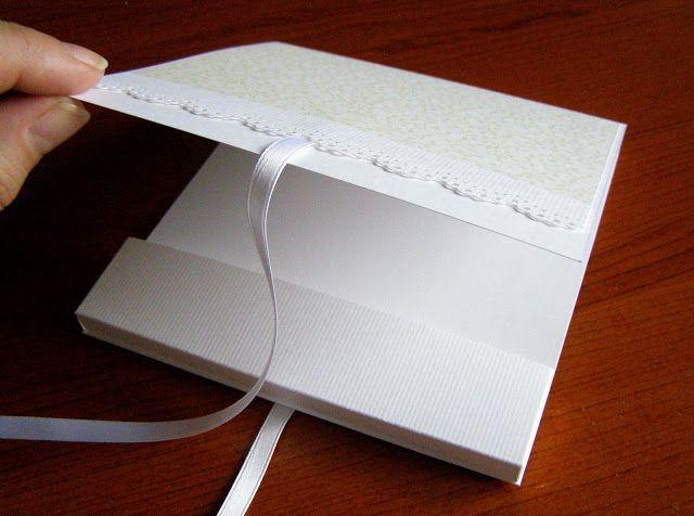 Galeria Papieru: Krok po kroku - pudełko