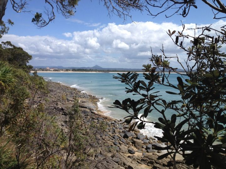 Noosa National Park in Noosa, QLD