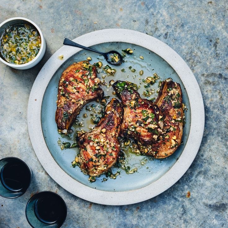 This supereasy pork chop recipe has just three steps. Learn how to make it at Food & Wine.