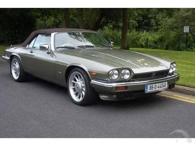 jaguar xjs rims - Google Search