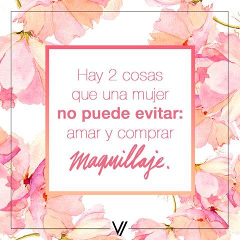 ¡Simplemente no lo podemos evitar! #ActitudVorana #Maquillaje