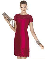Ο οίκος Pronovias παρουσιάζει το φόρεμα δεξίωσης ABIEL από την κολεξιόν φορεμάτων 2015.   Pronovias