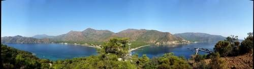 Datca Aktur Holiday Homes Dat�a Offering a barbecue and views of the sea, Datca Aktur Holiday Homes is located in Emecik in the Aegean Region, 35 km from Marmaris. Rhodes Town is 46 km from the property.  All units have a TV.