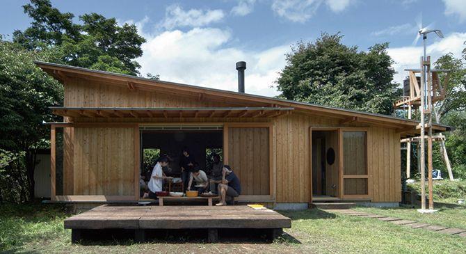 中村 好文 - Yoshifumi Nakamura - 多摩美術大学環境デザイン学科 - Tamabi Environmental Design Department