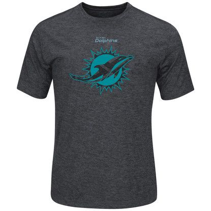 Miami Dolphins Breakaway Speed Team Color T-Shirt from VF Imagewear