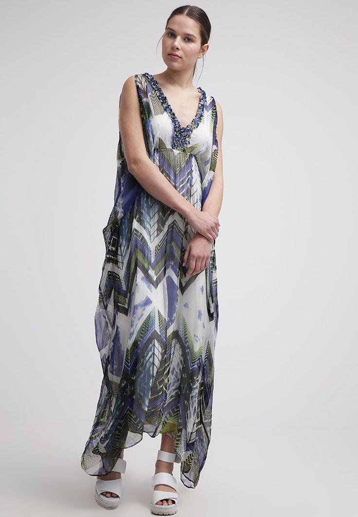 René Derhy - BAYONNE - Fotsid kjole - bleu