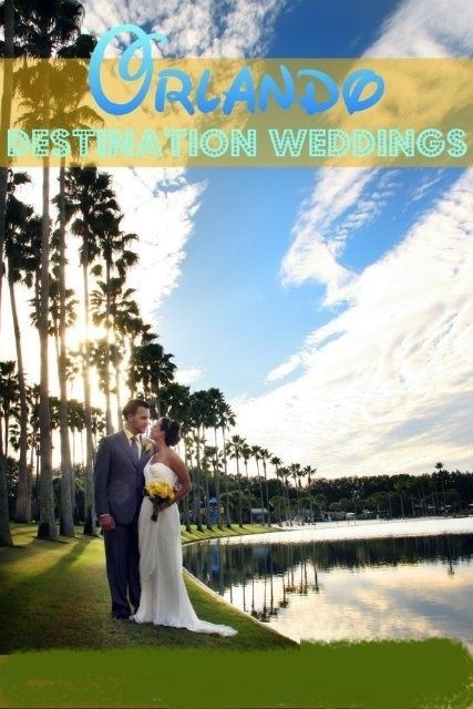 Wedding Destination Orlando Florida Check Out Some Of The Most Beautiful Settings Need