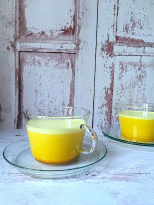 CHILI & VANILIA: Golden mylk, azaz kurkumás latte