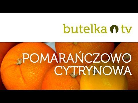 Wypasiona nalewka pomarańczowo cytrynowa!
