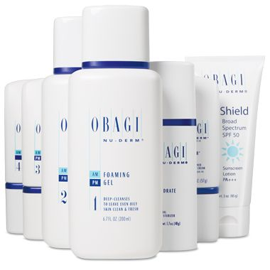 Obagi Nuderm System Is A Complete Skin Care Regimen