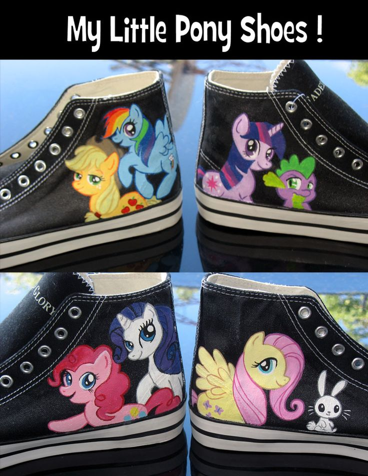 Want.Mlpfim Shoes