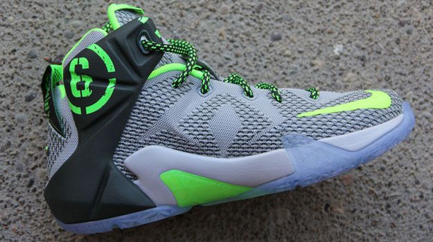 """It's Never Officially a LeBron Signature Without the """"Dunkman"""""""