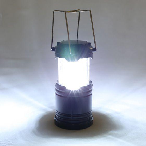 LED Telescopic Camping Lantern Light