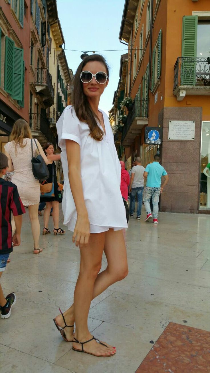 Verona, Italy, Summer fashion