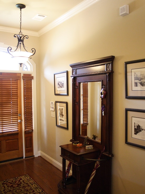 35 best foyer images on pinterest home ideas my house for Entrance hall decor