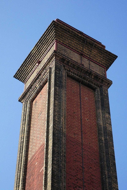 Chimney, Royal Albert Hall, London