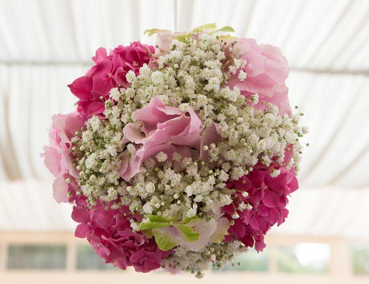 Floral decoration #NelloDiCesarePhotography #FloralDecoration #flowers #wedding #pink #WeddingPlanner