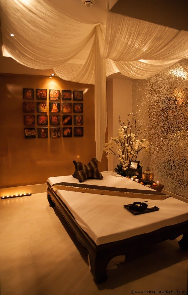 Best 25 spa rooms ideas on pinterest beauty salon decor treatment rooms massage room and - Decoratie spa ...