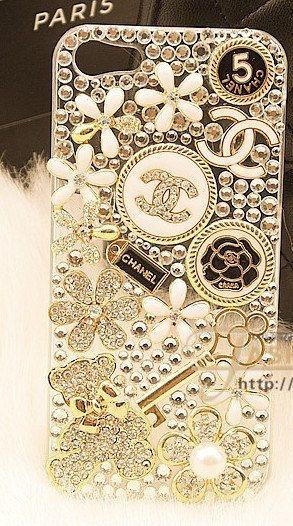 IPhone Case Bling Luxurious Gem Diamond Case by crystalblingcase