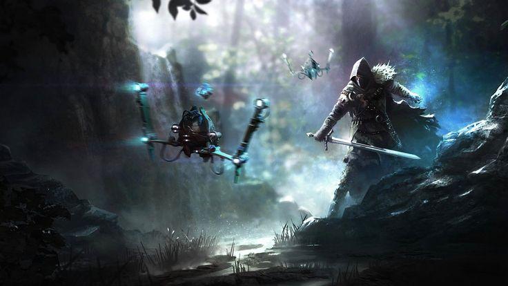 ELEX: l'action-RPG di Nordic Games e Piranha Bytes si mostra in foto e video