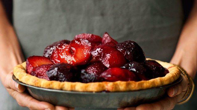 25+ best ideas about Plum pie recipe on Pinterest | Pie ...
