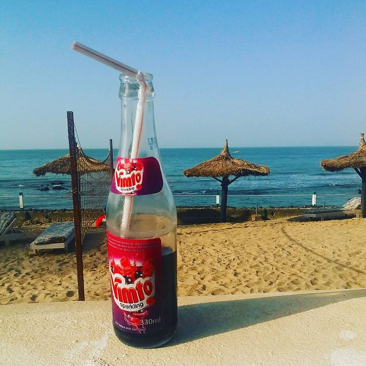 When it's too hot for beer Vimto hits the spot! .  .  #drinkoftheday #vimto #beverage #softdrink #banjulbreweries #mixedfruits #instadrink #cool #bestservedcold #chillin #bottle #gambia #africanvillagehotel #beachlife #holidays #2018 #bakau:#instagambia #africa #hothothot