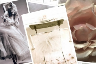 Wedding Theme Inspiration: Couture Ballerina http://www.thelane.com/the-guide/themes/couture-ballerina