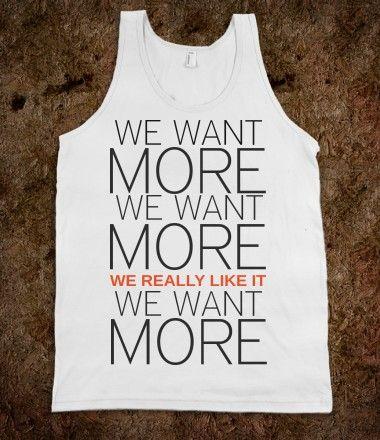 Hahahaha..Cool shirt