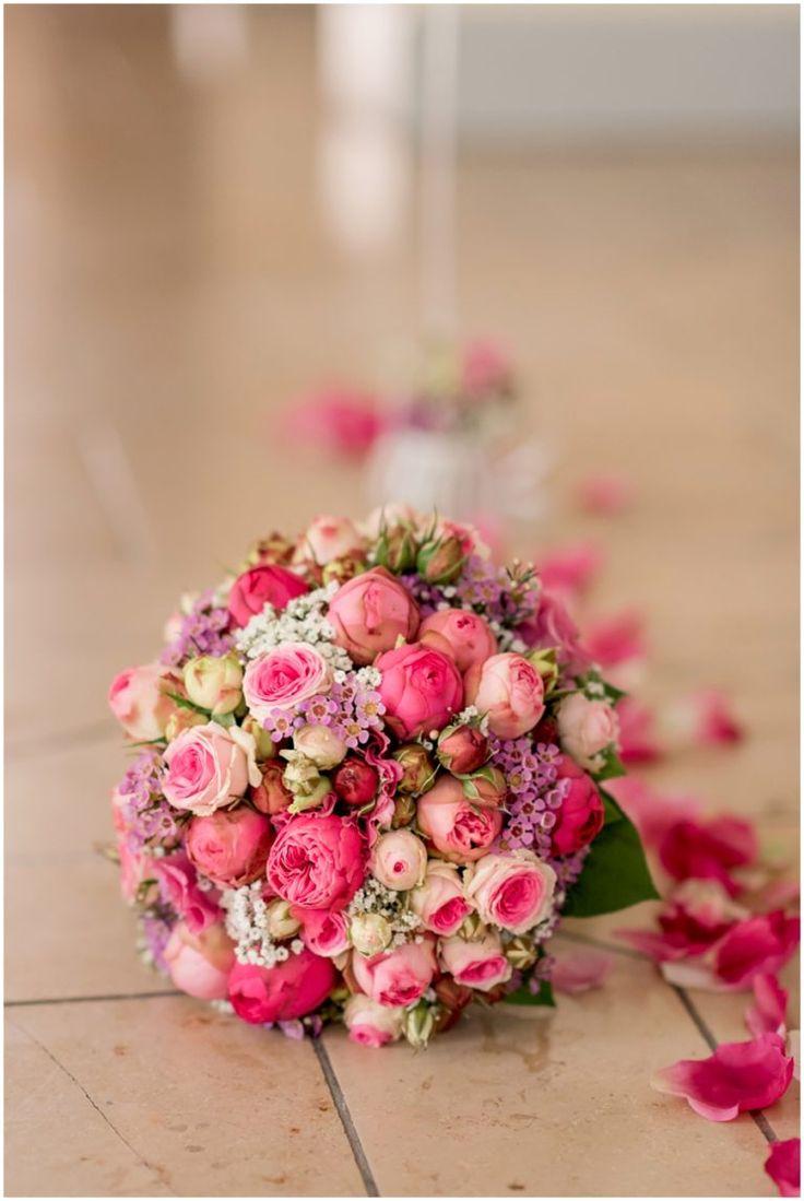 Hochzeitsinspirationen für Floristik, Dekoration und Location