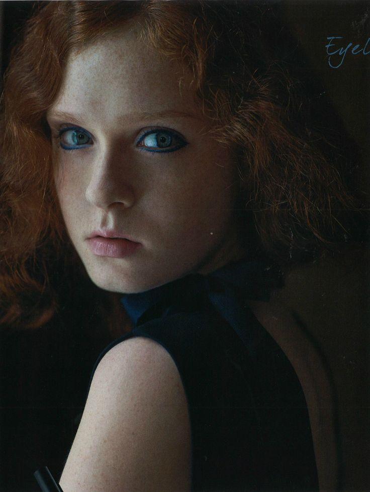 Model Viktorija Vilkelyte. Magazine SPUR Japan. Agency in Tokyo: SATORU. Mother agency RUTA model management, www.rutamodel.com