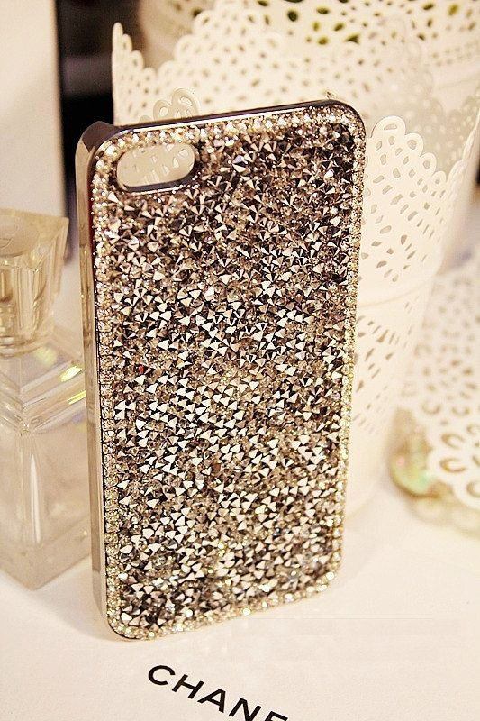 Sparkly Bling Nails: Rhinestone Iphone 5s Case Bling Iphone 4 Case By