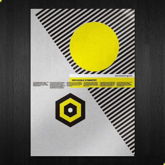 Impossible Symmetry on Behance