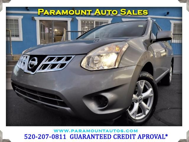 Used 2011 Nissan Rogue for Sale in TUCSON, AZ 85710 Paramount Auto Sales