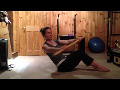 Dragon Boat Exercises - YouTube