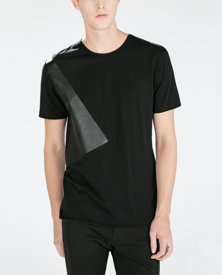 1000 images about my fashion taste on pinterest indigo for Zara black t shirt dress