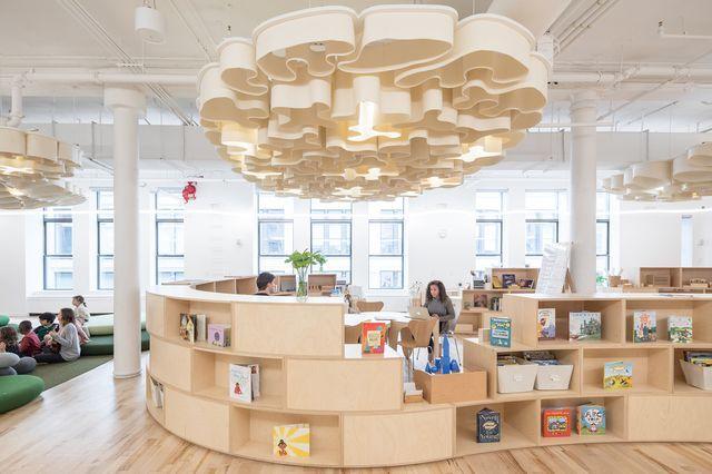 L Immaginazione Al Potere In Una Scuola Progettata Da Big Dove L