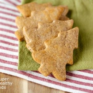 Whole Wheat Biscuit Cut Outs
