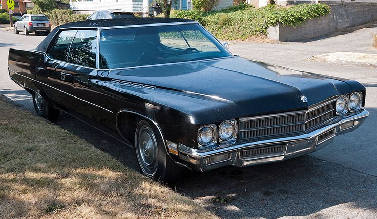 1971 Buick Electra 225, Seattle (front) - Buick Electra - Wikipedia