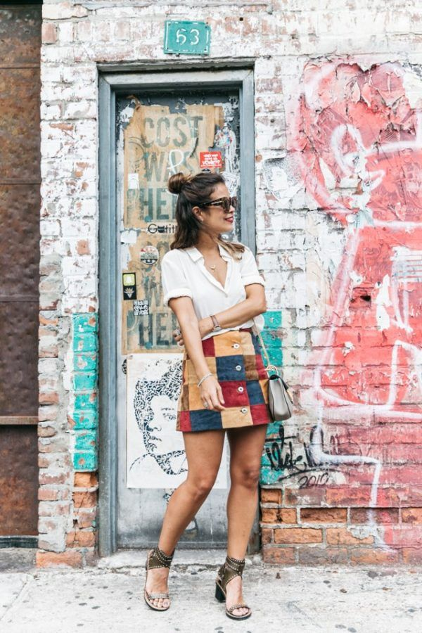 How To Wear Patchwork For Your Daily Outfits