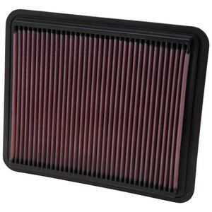 Image of K&N High Performance Performance Air Filter : Part number 33-2249    $ 51.99
