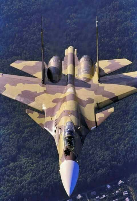 "Sukhoi Su-35 ""Flanker-E"""