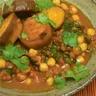 Rezept von Yotam Ottolenghi, Sami Tamimi: Kichererbsen mit Spinat   Honig-Süßkartoffel
