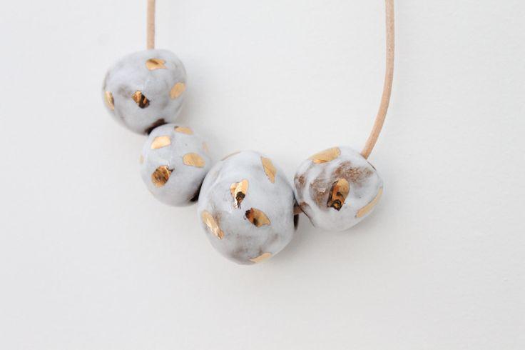 Gold Dash Necklace