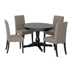 Ikea Dining Table Sets And Chairs With Tables Manger