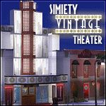 Mod The Sims - Simiety Vintage Theater (Minimal CC!)