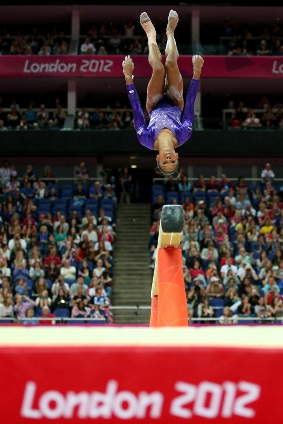 10 things to love about the 2012 Olympics (so far) - 4. Gabby Douglas!!