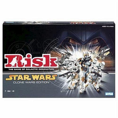 Risk Star Wars The Clone Wars Edition Hasbro http://www.amazon.com/dp/B00061I4Z6/ref=cm_sw_r_pi_dp_-pPLtb1N632GTHZ1