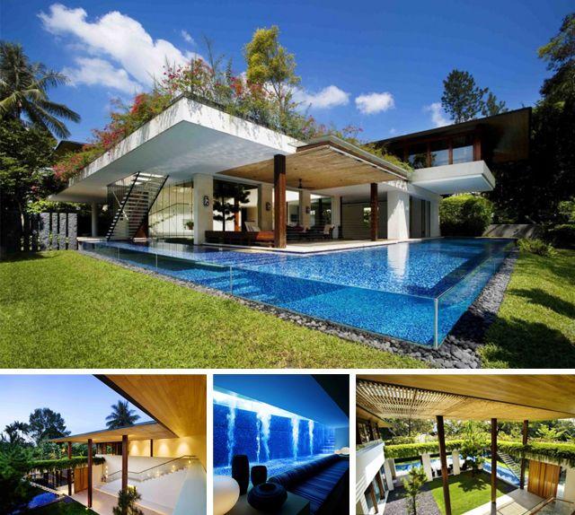 23 mejores im genes sobre arquitectura en pinterest for Construccion de piscinas naturales en argentina
